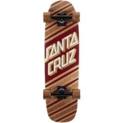 """Santa Cruz Cruzer marron 8.4"""""""
