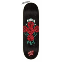 Santa Cruz Eric Dressen Rose Cross deck 9.0″