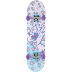 Skateboard complet Santa Cruz Floral Decay Hand 7.75″