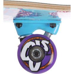 roue Skateboard complet Santa Cruz Floral Decay Hand en taille deck 7.75″