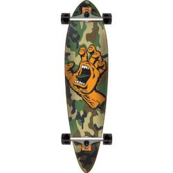 Longboard Santa Cruz Screaming Hand Camo
