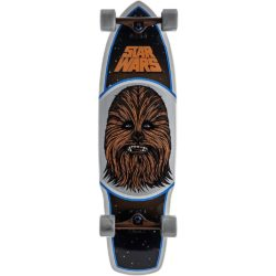 Santa Cruz Star Wars Chewbacca cruiser