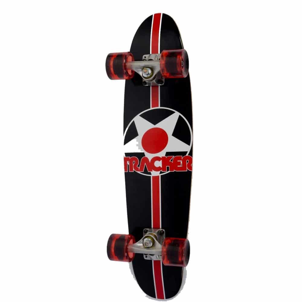 """Skateboard Cruiser Tracker Cruizeline Clear 7.5"""""""
