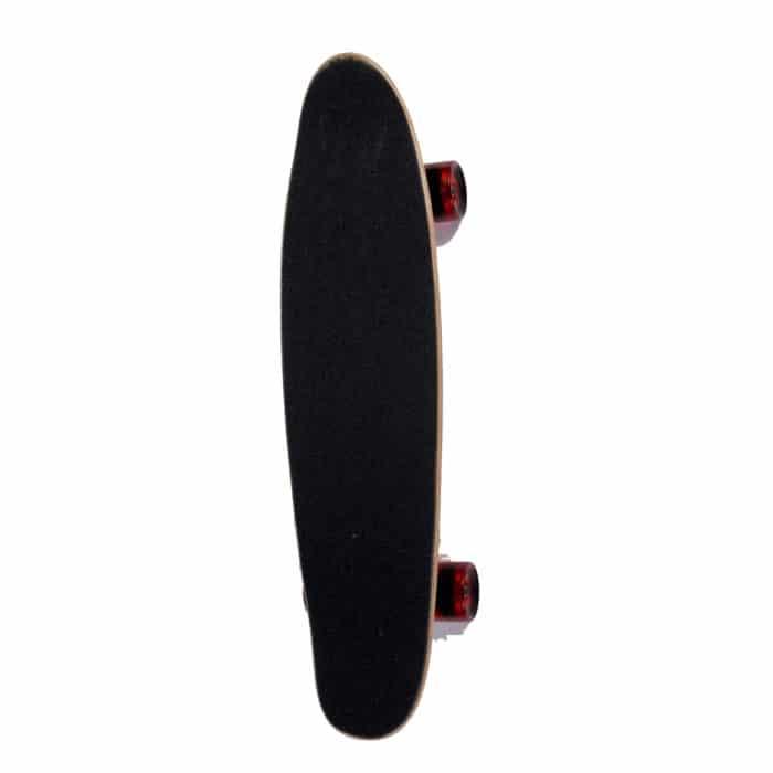 """Skateboard Cruiser Tracker Cruizeline Clear 7.5"""" SHAPE"""