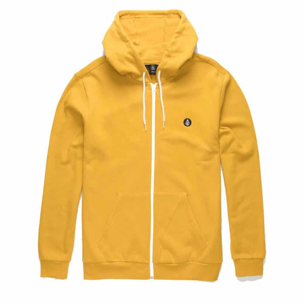 Veste à capuche Volcom Iconic Zip Gold