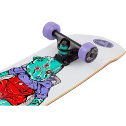 Skateboard complet Welcome Teddy Factory Wicked Princess 7.75″ trucks
