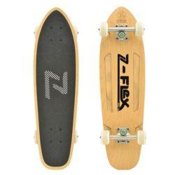 "Skateboard cruiser Z-Flex Z-Bullet en taille 7.75"""