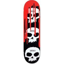 Zero 3 Skull Blood deck 7.625″