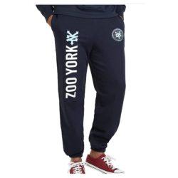 Pantalon de jogging Zoo York Emblem navy pour homme