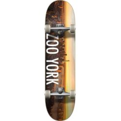 Skateboard complet Zoo York Sunrise Factory 7.5″