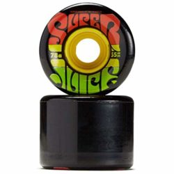 OJ wheels Jamaica 55mm shape