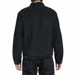 Veste RVCA Easy Trucker Jacket Noire back