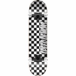 Skateboard Complet Speed Demons Checkers 8.0″