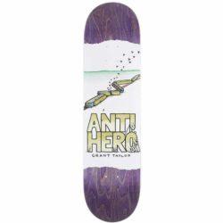 AntiHero Grant Taylor Expressions deck 8.125″