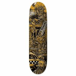 Planche de skateboard Element Seal Split 8.38″