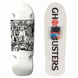 Element Ghostbusters Comic Deck 9.5″