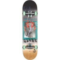 Skateboard complet Globe Stay Tuned noir 8.0″