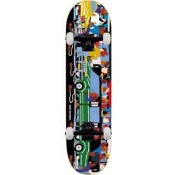 Skateboard complet Polar Nick Boserio Limo 8.25″