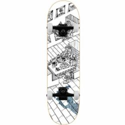 Skateboard complet Polar Aaron Herrington Diner 8.38″