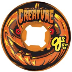 Roues OJ x Creature Pumpkin Head Bloodsuckers 54mm