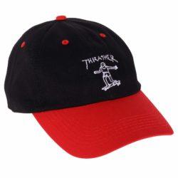Thrasher Gonz Old Timer Cap black red