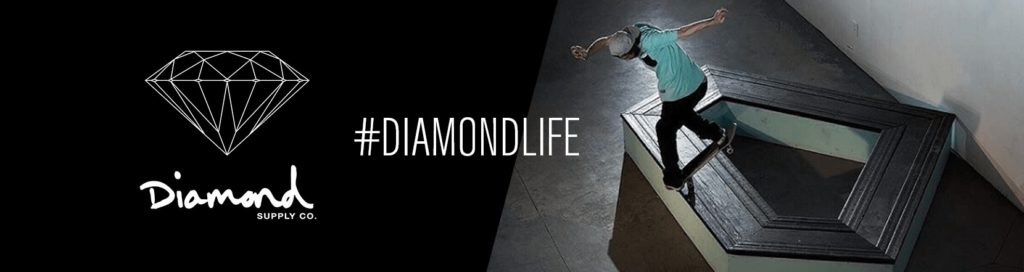 Produits Diamond Supply Co. en stock