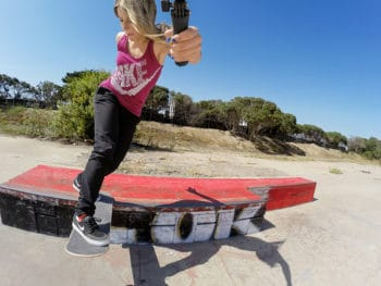Leticia Bufoni GoPro Ads