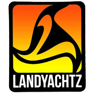 Landyachtz logo orange