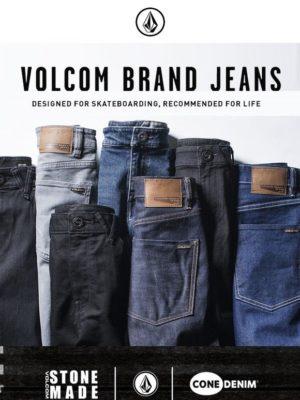 volcom brand jeans ads