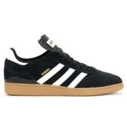 Chaussures Adidas Busenitz Black White Gum