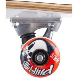 roues Blind 52mm Skateboard Complet Blind Rasta Reaper 8.125″