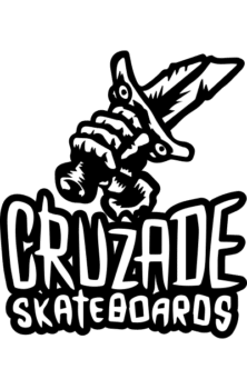 logo cruzade skateboards