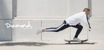 Diamond Supply Co. skate ads
