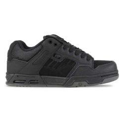 DVS Enduro Noires (Black/Black Leather)