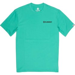 T-shirt Element Blazin Chest Eclipse Mint