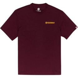 T-shirt Element Blazin Bordeaux
