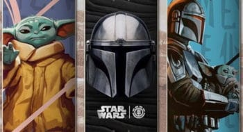 ELEMENT STAR WARS MANADALORIAN SERIE ADS