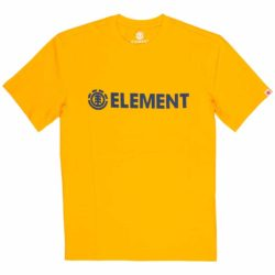 T-shirt Element Blazin Chili Pepper Blazin Gold jaune