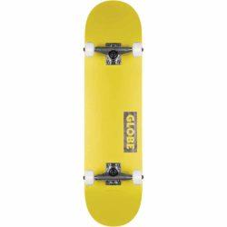 Skateboard complet Globe Goodstock Jaune 7.75″