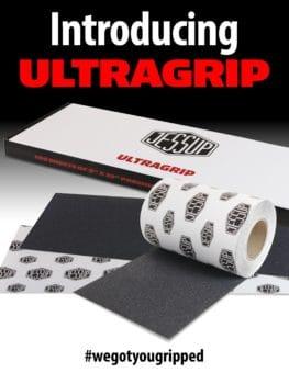 Jessup ultragrip ads