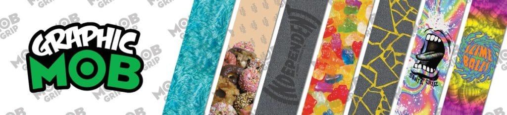 Plaques, Bandes et rouleaux de grip de skateboard en stock