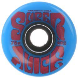 Roues OJ Wheels Mini Super Juice Blue 60mm