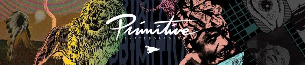 Produits Primitive skateboards en stock