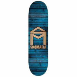 "Sk8Mafia House Logo Wood Deck 8.0"""