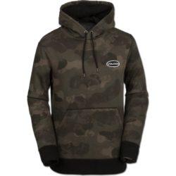 Sweatshirt à Capuche Volcom Shop camouflage