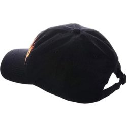 Casquette Thrasher Flame back