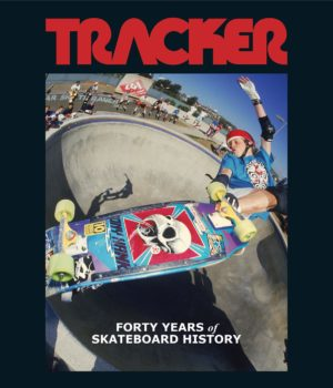 Livre Tracker 40 years of history