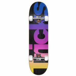 Skateboard complet Tricks Multicolore deck 7.25″