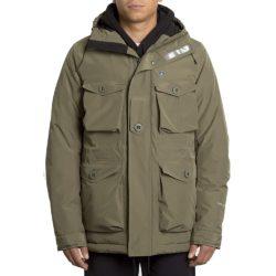 Veste Volcom Hawstone 5K Jacket Combo Vert armée