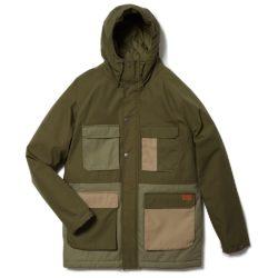 veste Volcom Renton Winter Combo Vert